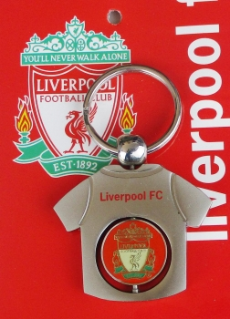 Liverpool FC Schlüsselanhänger