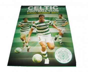 Celtic Glasgow Kalender 2011 A3