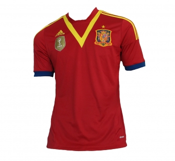 Spanien Trikot 2013 Home Adidas Confed Cup 2013