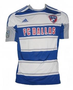 FC Dallas Trikot 2011/12 Away Adidas MLS