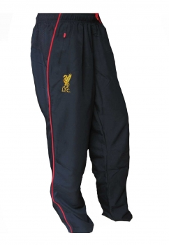 FC Liverpool Präsentationshose/Trainingshose 2014/15 Warrior Black