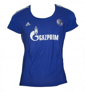 Fc Schalke 04 Trikot Home 201516 Damengröße Adidas House Of Shirts