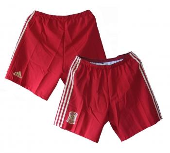 Spanien FEF Trikot Hose 2014/15 Spieleredition Home Adidas