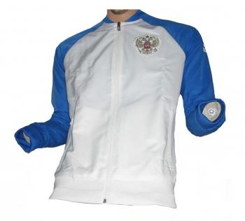 Russland RFU TrainingsjackePräsentationsjacke Anthem Adidas 201516 *ausverkauft*