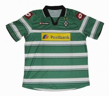 2. Wahl Borussia Mönchengladbach Trikot 2012/13 UEFA Europa League Lotto