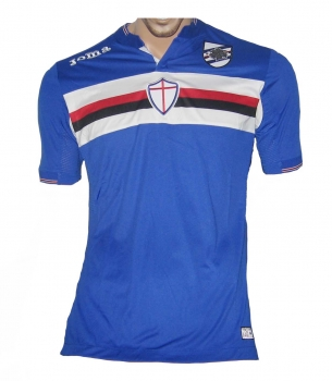 UC Sampdoria Genua Trikot Home 2015/16 Joma