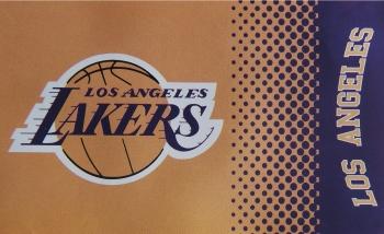 Los Angeles Lakers NBA Fahne