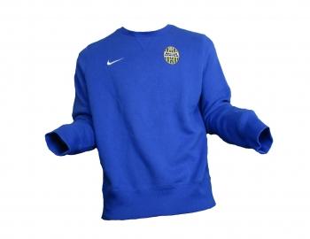 Hellas Verona Sweatshirt Nike TS Core Fleece Crew Blau