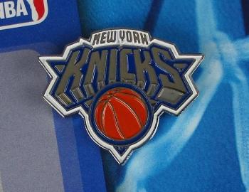 New York Knicks NBA Anstecker/Pin