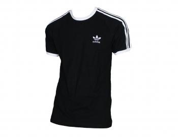 Adidas Originals 3-Stripes T-Shirt Trefoil Adidas Black/White