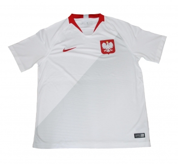 Polen Polska Trikot Nationalmannschaft Home 2018 Nike