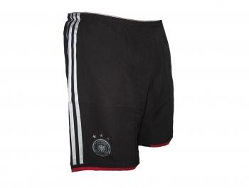 Deutschland Authentic DFB Spieleredition Shorts Trikothose Away Adidas Weltmeister 2014