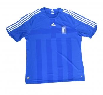 Griechenland Trikot Away Adidas 2007/09