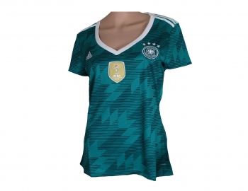 Deutschland DFB Damen Trikot Away Adidas 2018