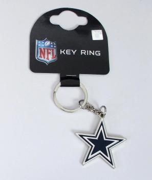 Dallas Cowboys NFL Schlüsselanhänger