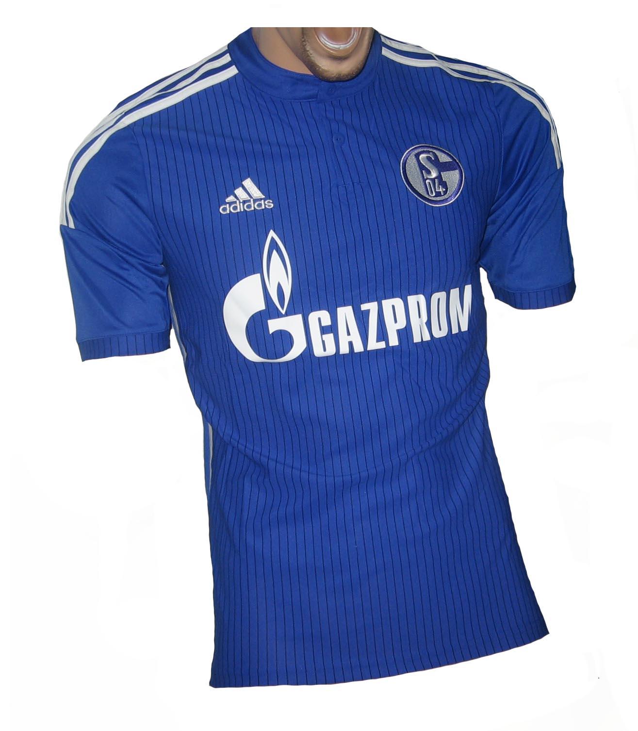 Fc Schalke 04 Trikot Home 201516 Adidas House Of Shirts