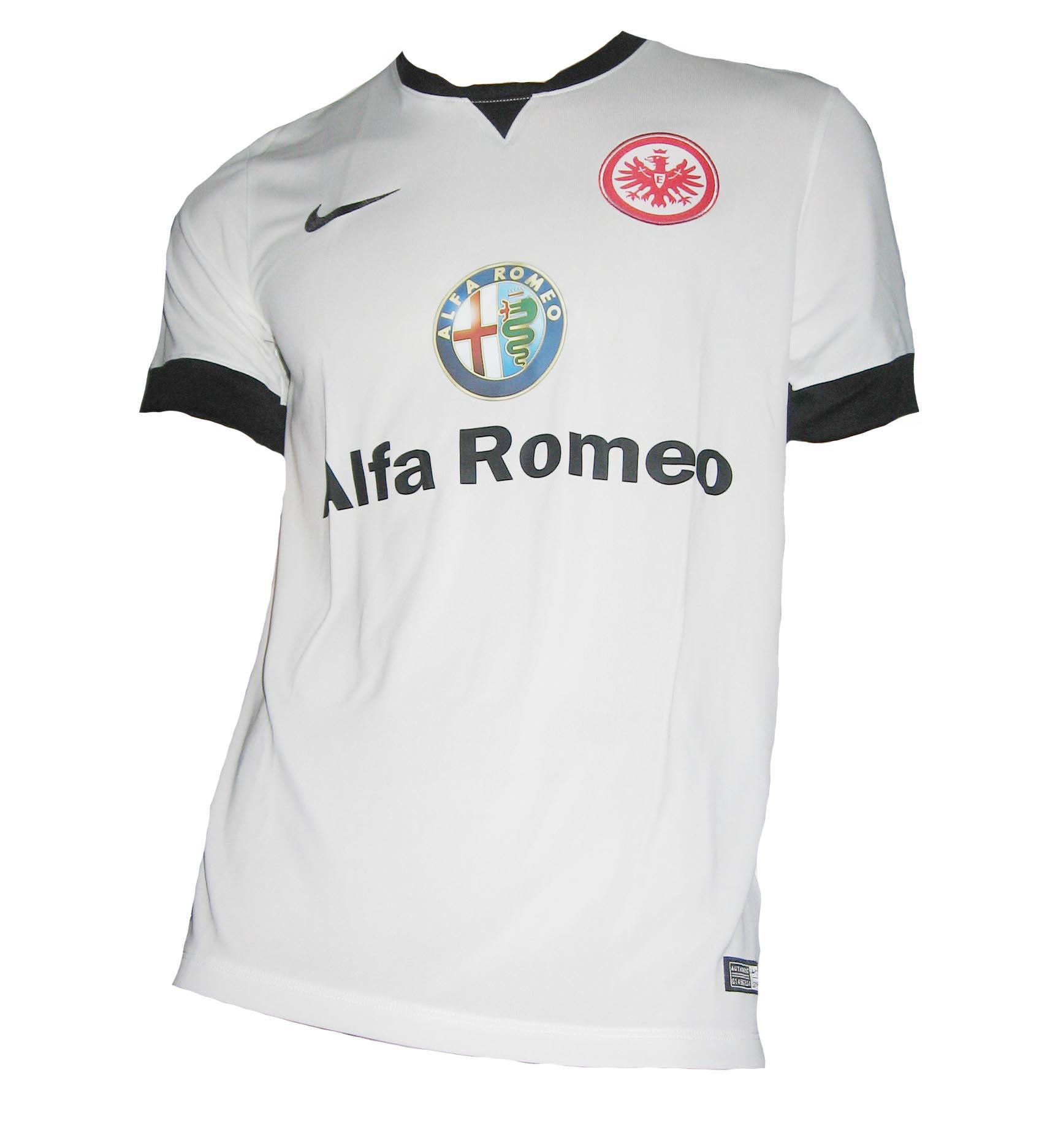 Eintracht Frankfurt Trikot Away Nike 201415 House Of Shirts