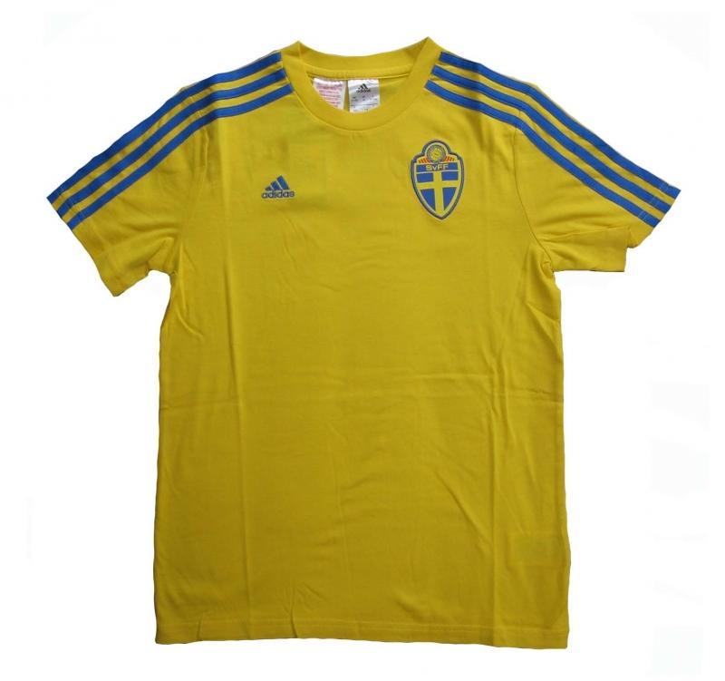 Schweden T Shirt Adidas Kindergröße