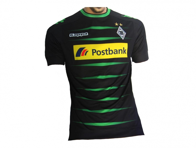 Champions League Trikot Mönchengladbach