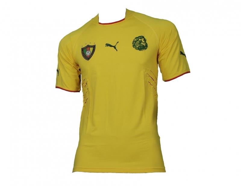 reputable site b1830 6c697 Kamerun Trikot Nationalmannschaft Away Puma