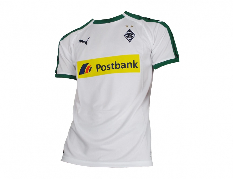 Borussia Mönchengladbach Gladbach Trikot Pin Badge Home 2016//17 Postbank
