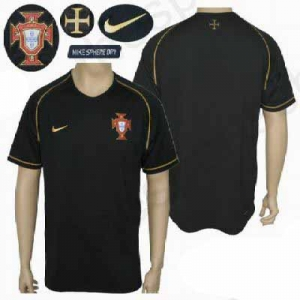 Portugal Trikot 06/07 Away Nike Kindergröße Youth XS
