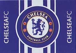 Chelsea London FC Fahne