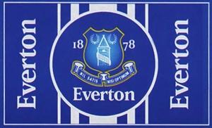Everton FC Fahne
