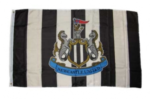 Newcastle United Fahne
