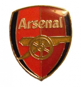 Arsenal London Anstecker/Pin