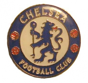 Chelsea London FC Anstecker/Pin