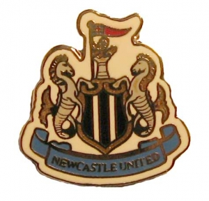 Newcastle United Anstecker/Pin