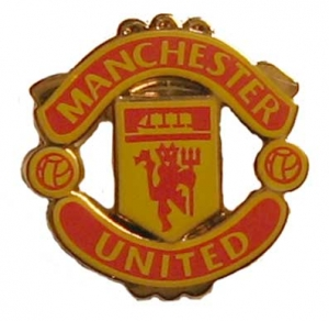 Manchester United Anstecker/Pin
