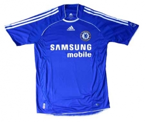 Chelsea London Trikot 2006/08 Home Adidas