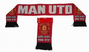 Manchester United Jaquard Fanschal Glory