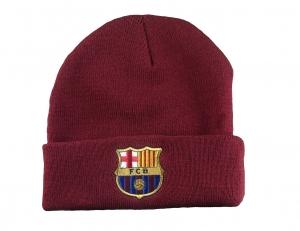 FC Barcelona Mütze/Beanie Burgundy