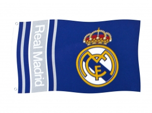 Real Madrid Fahne