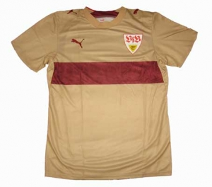 VFB Stuttgart Trikot 07/08 Third Puma Player Issue