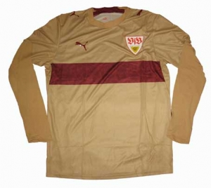 VFB Stuttgart Trikot 07/08 Third Player Issue Puma Langarm