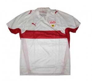 VFB Stuttgart Trikot 07/08 Home Puma Player Issue