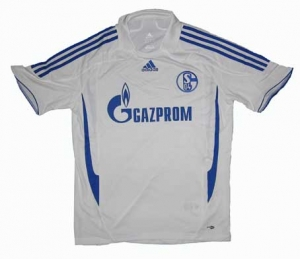 FC Schalke 04 Trikot 07/09 Away Adidas
