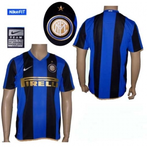 Inter Milan Shirt 08/09 Home Nike