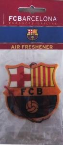 FC Barcelona Lufterfrischer (3 Stück)