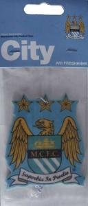 Manchester City FC Lufterfrischer