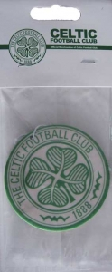 Celtic Glasgow FC Lufterfrischer (3 Stück)