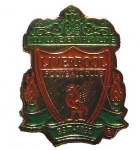 Liverpool FC  Anstecker/Pin