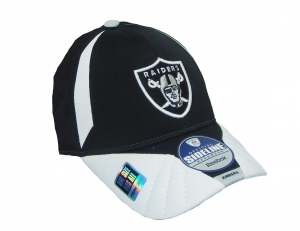 Oakland Raiders NFL Player Sideline Cap Reebok
