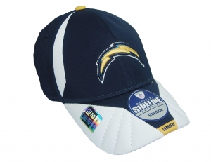 Chargers NFL Player Sideline Cap Reebok
