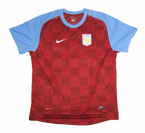 Aston Villa Trikot Home 2011/12 Nike Spieleredition