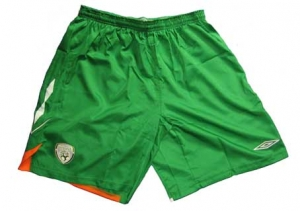 Irland Short Away 08/09 Umbro
